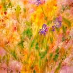 """Soft Spring Meadow"" by artbyclaire"