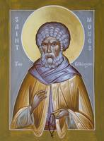 St Moses the Ethiopian
