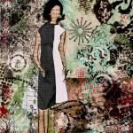"""""""Fabulous Retro Artwork by Janelle Nichol"""" by JanelleNichol"""