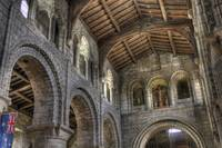 13th Century Norman Church, HDR