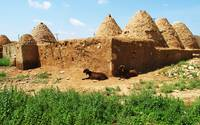 Harran located in southeastern Turkey