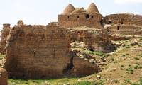 Ancient Harran beehive houses