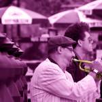 """Jazz in Central Park"" by WilshireImages"