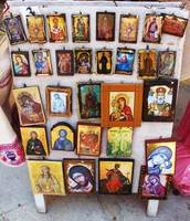 Byzantine Greek Orthodox Icons