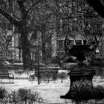"""Gramercy Park"" by Pencilworks"