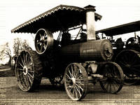 Russell Steam Tractor II