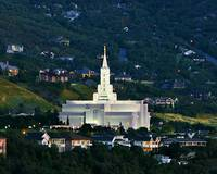 20x24 Green Hills Bountiful Temple