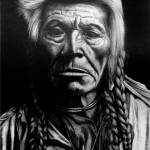 """Native American"" by Pencilworks"