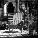 """Front Porch"" by Pencilworks"