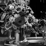 """Silver Vase"" by Pencilworks"
