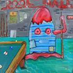 """Pool Hall"" by shinetheartist"