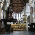 """Amsterdam - gothic church"" by edmondholland"