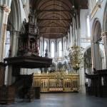 """Amsterdam - gothic church"" by edmondholland"