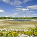 """Carsington Water with Low Water Level (29791-RDA)"" by rodjohnson"