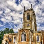 """Orlingbury Church HDR"" by InspiraImage"