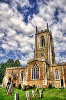Orlingbury Church HDR