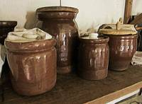 Antique Ceramic Jars