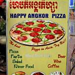 """Happy Angkor Pizza Sign"" by Markomarko"