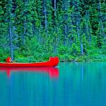 """Red Canoes"" by dancinfreakshow"
