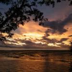 """""""Sunset Courtesy of Hurricane Irene"""" by marytrostle"""