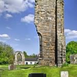 """West Wall Remains, Ticknall Old Church (16939-RDA)"" by rodjohnson"