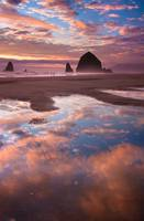 CANNON BEACH REFLECTIONS II