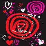 """""""HEART SWIRLS"""" by icreate"""