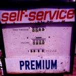 """""""OLD GAS PUMP"""" by icreate"""