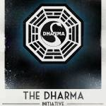 """Lost Dharma poster"" by cmiles1"