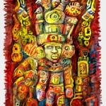 """Precolumbian Pop Man"" by Gaucho"