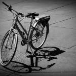 """Bicycle Shadow"" by PerryWebster"