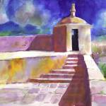 """""""Caribbean Fortress Guard Tower"""" by FASIARTS"""