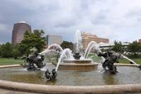 J C Nichols Memorial Fountain Kansas City