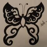 """""""butterfly 2"""" by lealea"""