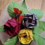 """""""origami art 2"""" by lealea"""