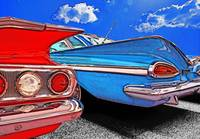 1959 and 1960 Chevrolets