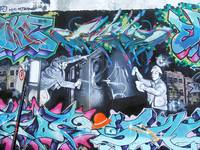 Graffiti Montreal 6