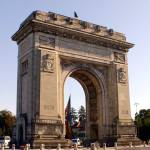 """Triumphal Arch"" by painterflipper"