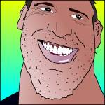 """""""giant-smile-happy-binary-options-trader"""" by binary-options"""