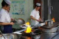 Cooking in Yangsho