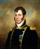 Oliver Hazard Perry (1785-1819), c.1813-14 (oil on