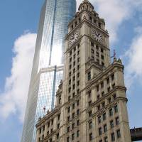 Chicago Time by Roger Dullinger