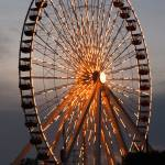 """Chicago Ferris Wheel"" by Dullinger"