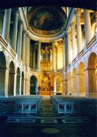 Royal Chapel at Versailles - France