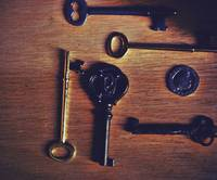 Antique Keys