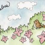 """""""Azaleas"""" by CharlaPettingill"""