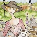 """Petit Dejeuner"" by CharlaPettingill"
