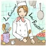 """La Cuisine, Les Recettes"" by CharlaPettingill"