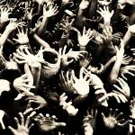 """Hands at Wat Rong Khun"" by Jennie-Cowell"