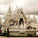 """Wat Rong Khun"" by Jennie-Cowell"